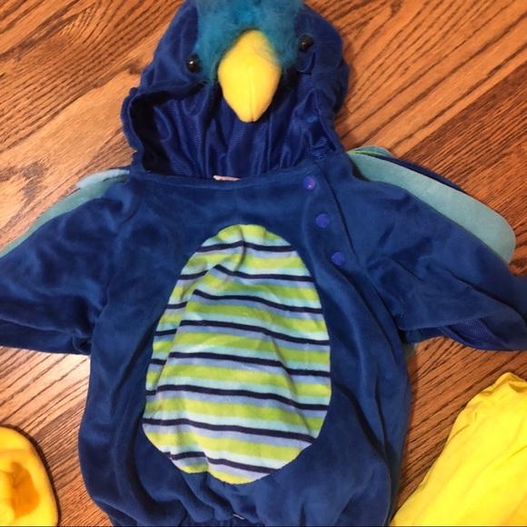 Bird Halloween Costume | Costumes Blue Bird Halloween Costume Poshmark